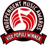 Independent Music Awards Vox Populi Winner