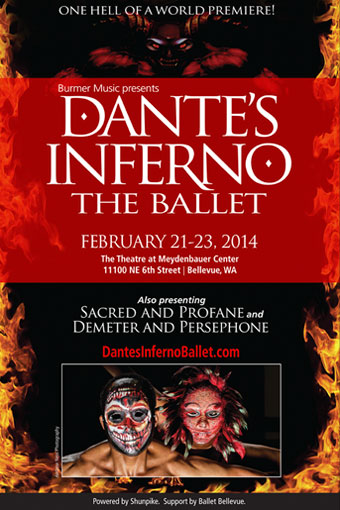 Dante's Inferno. The Ballet.