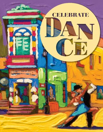 Celebrate Dance Poster