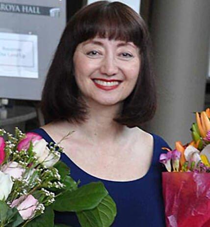 Glenna Burmer, storyteller